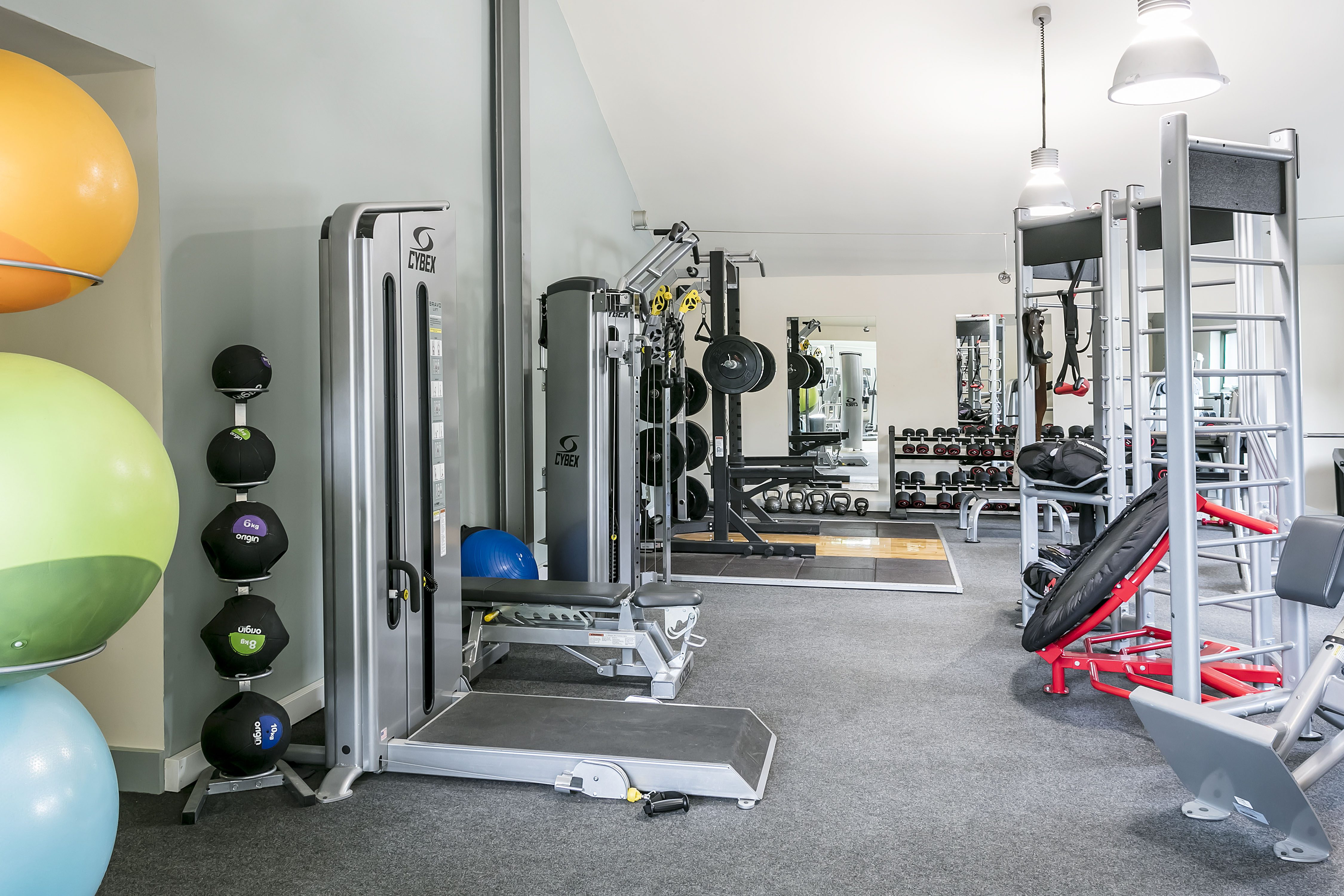 LONG ASHES GYM 67751