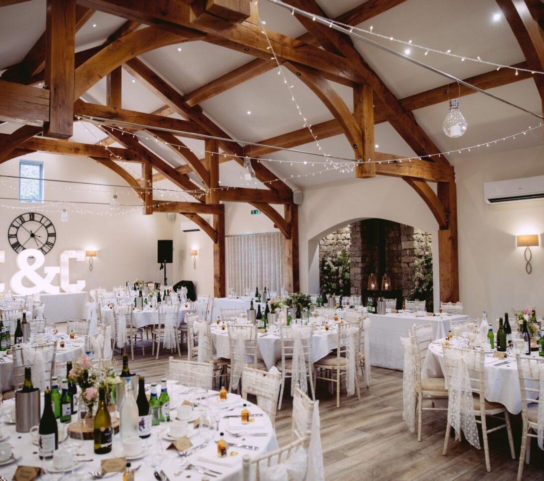 Gamekeepers Wedding Netherside Suite