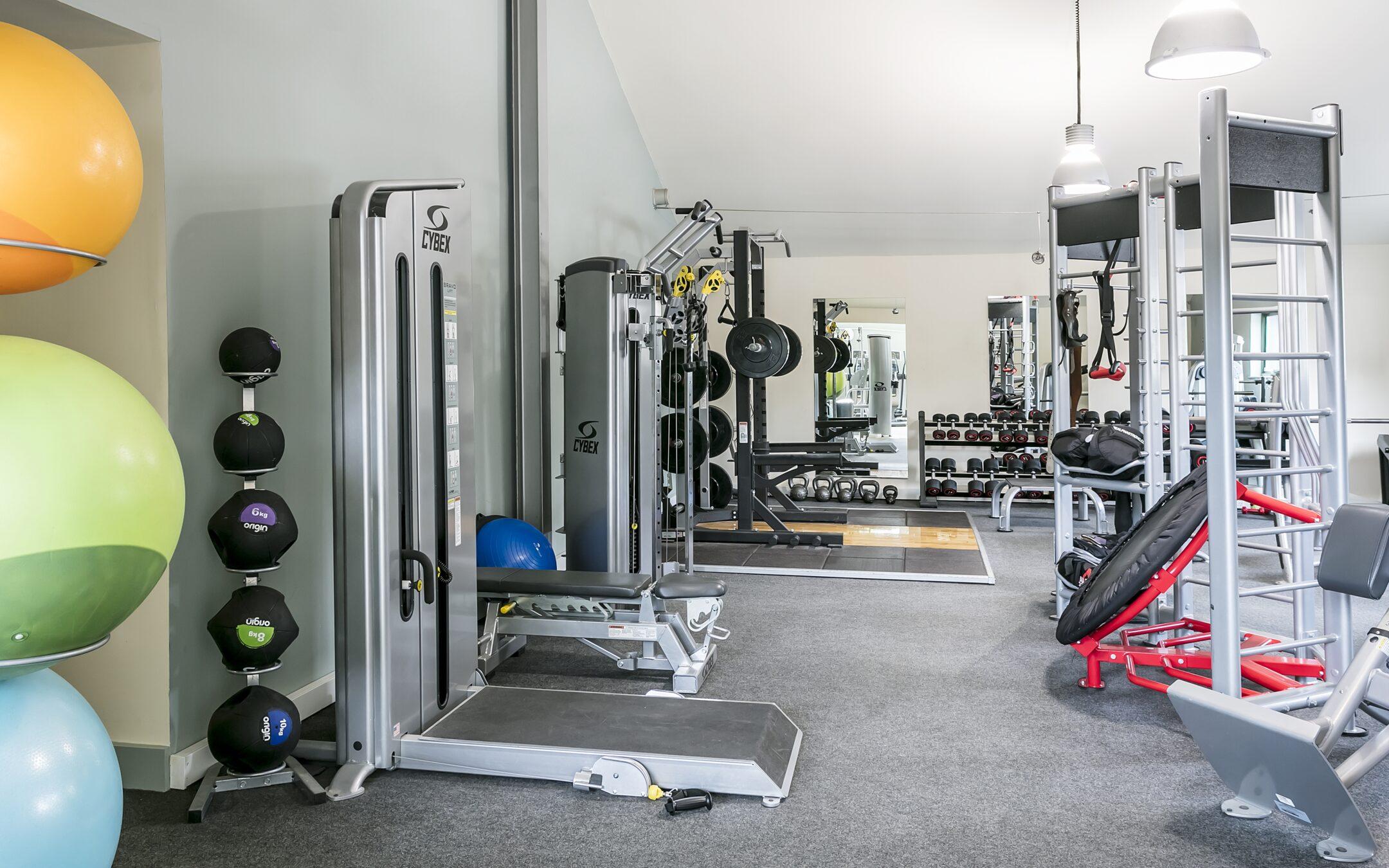 Gym 3