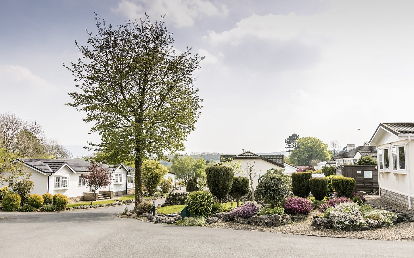 Residential Park Home Header