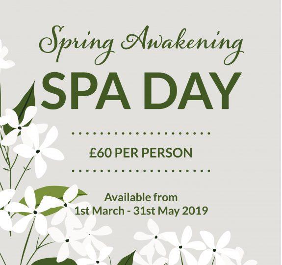 Laps 2019 Spring Awakening Spa Day Social Graphic