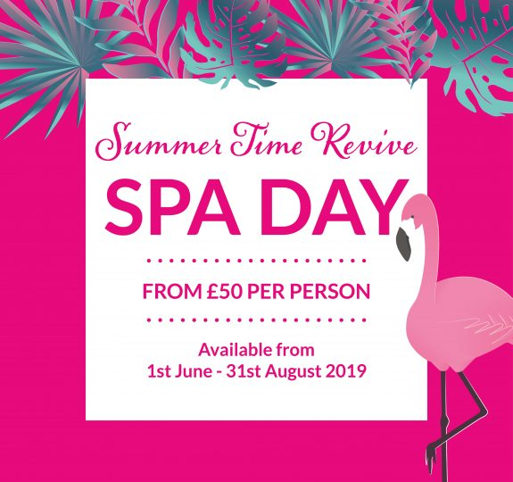 long ashes spa deals