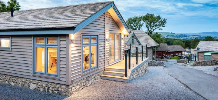 Our Scandinavian Inspired Lodges in the Heart of Yorkshire